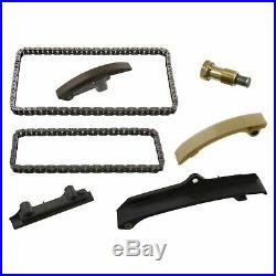 Timing Chain Kit Inc Sliding Rails & Chain Tensioner Fits Volkswagen Febi 33985