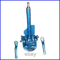 Tractor Steering Gear Box Assembly with Arms Fits Ford 600 601 800 801 2000 +