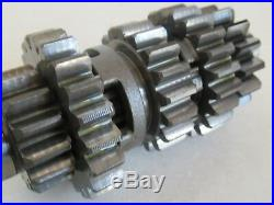 Transmission Gearbox Shift Drum Forks Gears Engine Good Fits 2007 Yamaha YZ450F