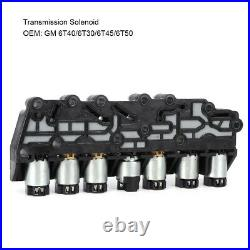 Transmission Solenoid 6T40/6T30/6T45/6T50 Gearbox Solenoid Valve Auto Parts Fit