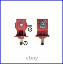 U914080400 Gearbox, LF-140J Fits Comer LF-140J LF-17A