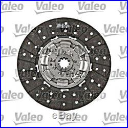 VALEO Clutch Disc 806127 Fits IVECO Eurocargo Platform / Chassis 1991
