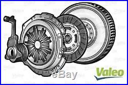 VALEO Clutch Kit 4P with Slave Cylinder Fits SKODA Fabia Octavia 2002-2008