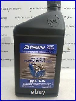 Volvo c30 c70 aisin oem atf-0t4 automatic transmission gearbox oil 7L genuine