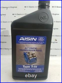 Volvo xc70 aisin oem atf-0t4 automatic transmission gearbox oil 7L genuine fluid