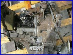Vw transporter T4 DJZ gearbox fits 1.9d 1.9 td 2.4 d 1996 03