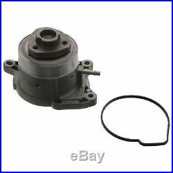 Water Pump Inc Gasket Fits Volkswagen Beetle Caddy 3 2C Crosspolo Gol Febi 45023