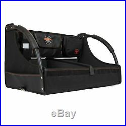 XG Cargo XG-306 Lightweight Universal Fit Vehicle Storage Gear Box, Black