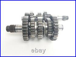 Yzf 250 2007 Gearbox Input Output Shaft Gears (fits 2008 2009)